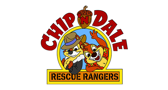 Chip 'N Dale: Rescue Rangers logo