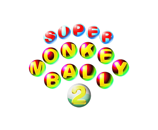 Super Monkey Ball 2 logo