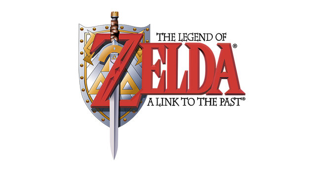 Zelda: A Link to the Past logo
